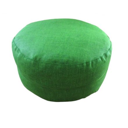 Zöld meditációs jóga párna