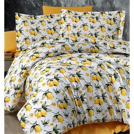 Varázslatos citrom világ, 100% pamut ágynemű huzat
